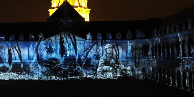 La Nuit aux Invalides 2014 Parijs