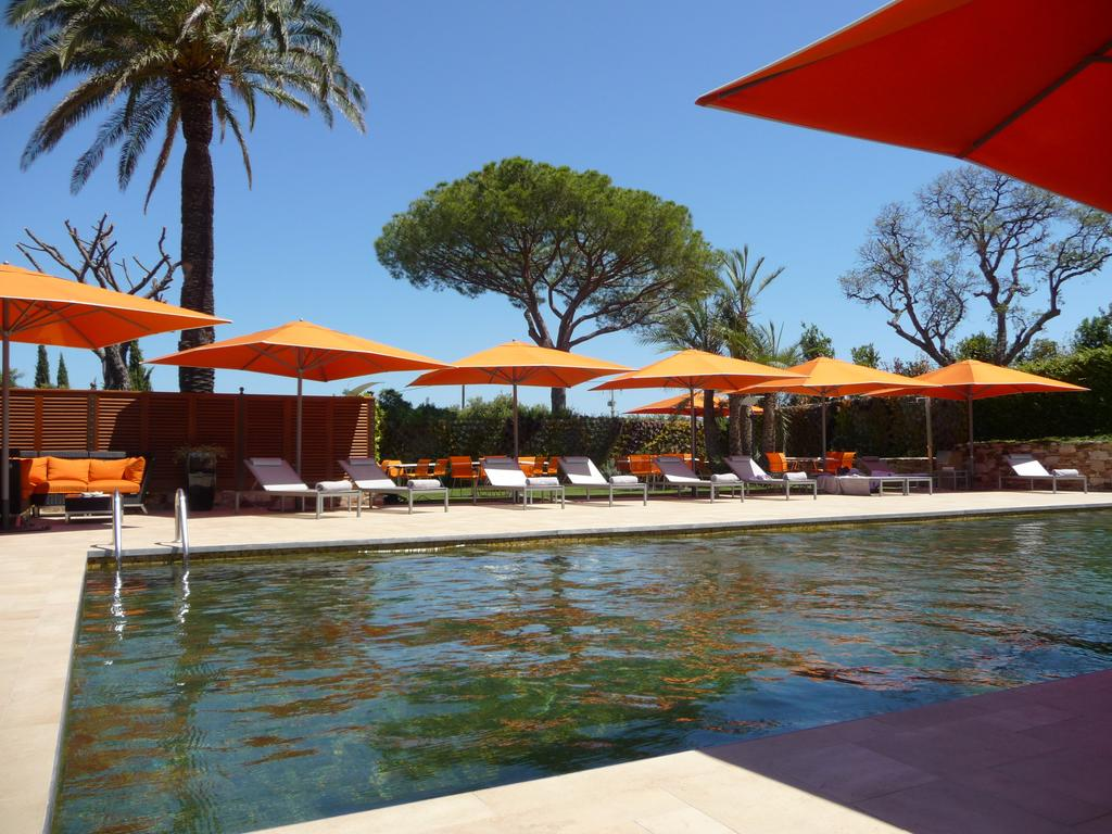 Top 7 luxe boutique hotels in saint tropez for Best boutique hotels in la