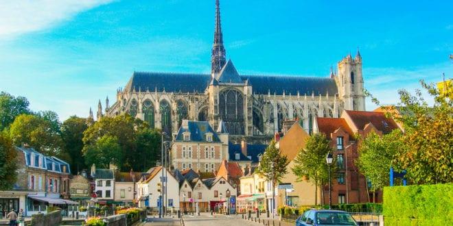 Bezienswaardigheden in Amiens