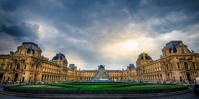 Ontdek het prachtige Louvre