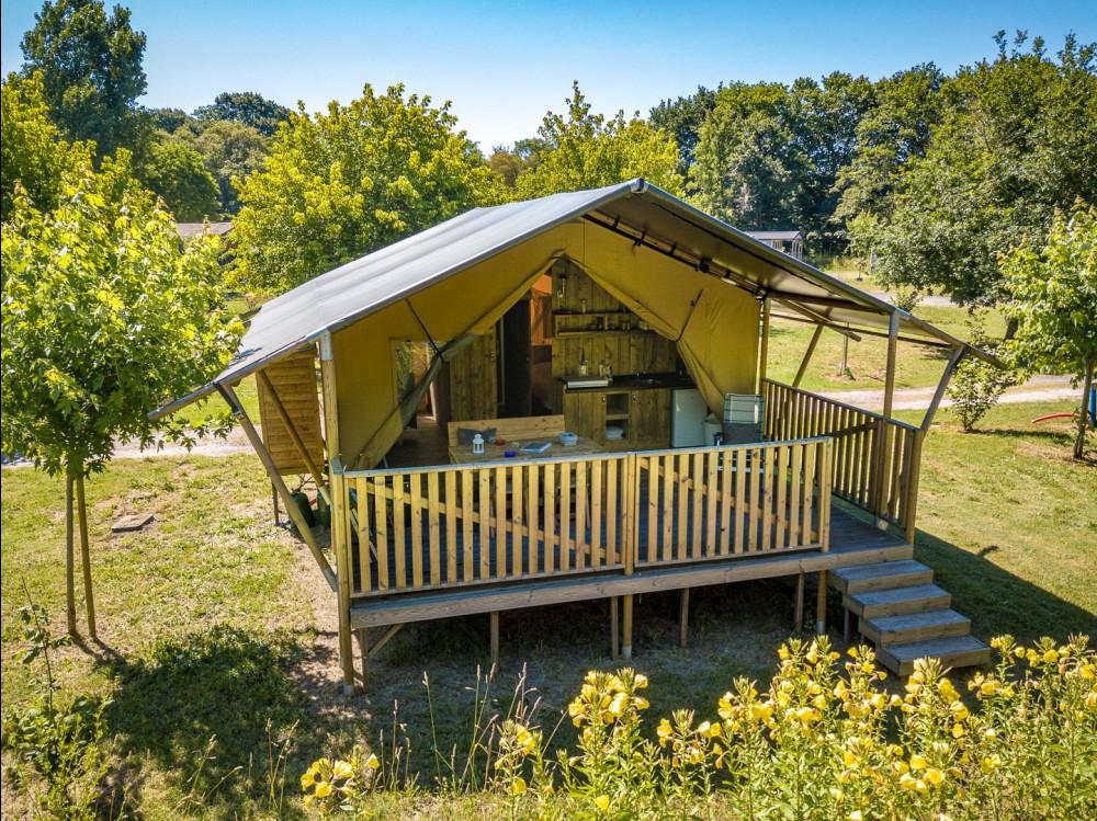 10x Glamping in Zuid Frankrijk | Luxe kamperen