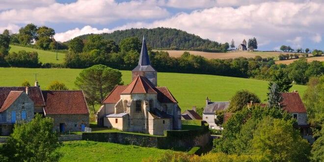 De 10 mooiste bezienswaardigheden in Nièvre